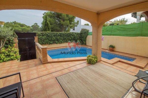 Magnificent house in the north of the island next to Can Picafort and the Bay of Alcúdia, Balearic Islands.